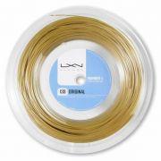 Corda Luxilon Original 16L 1.30mm Dourado - Rolo com 200 Metros
