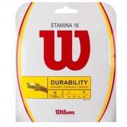 Corda Wilson Stamina 16L 1.32mm 12m - Set Individual