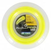 Corda Yonex Poly Tour Pro 1.20mm Amarelo - Rolo com 200 Metros