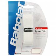 Cushion Grip Babolat Syntec Grip - Branco