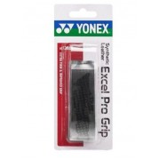 Cushion Grip Yonex Excel Pro  Grip - Preto