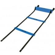 Escada de Agilidade de Eva Muvin - Preto/Azul