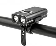 Farol Bateria 500 Lúmens Recarregável Via USB
