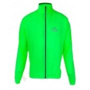 Jaqueta de Ciclismo Corta Vento Cabani - Verde Limão