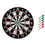 Jogo de Dardo Fort Sports 15 Com 6 Dardos
