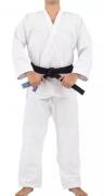 Kimono Torah Trançado Flex Jiu Jitsu  A3 - Branco