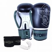 Kit de Boxe/ Muay Thay Pretorian First Verde