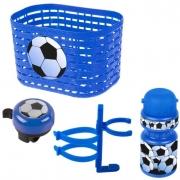 Kit Infantil Acessório Ventura - Azul