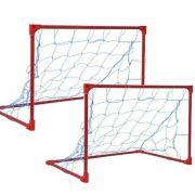 Kit Mini Soccer Traves - Master Rede