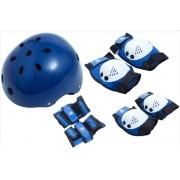 Kit Proteção Bel Sports - Azul