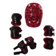 Kit Proteção Infantil TYT 48 ao 52 - Homem Aranha