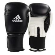 Luva de Boxe Adidas Power 100 - Preto/Branco