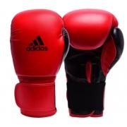 Luva de Boxe Adidas Power 100 - Vermelho