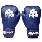 luva de Boxe MKS Azul