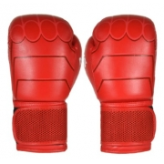 Luva de Boxe Mks Combat Infantil  - Vermelha