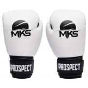Luva de Boxe MKS Prospect - Branca