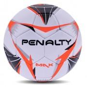 Mini Bola de Futebol de Campo Penalty Max - Laranja/Preto