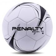 Mini Bola de Futebol de Campo Penalty Max - Branco/Preto