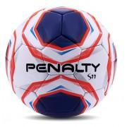 Mini Bola de Futebol de Campo Penalty S11 - Azul/Branca