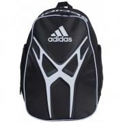 Mochila Adidas Adi Power 1.9 Preta Prata