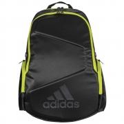 Mochila Adidas Backpack Pro Tour Preta e Verde