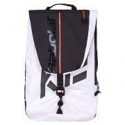 Mochila Babolat Pure Strike Backpack White Red - Vermelho e Branco