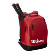 Mochila Wilson Federer Team Backpack -  Vermelha