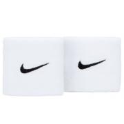 Munhequeira Nike Swoosh - Branca