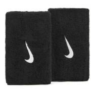 Munhequeira Nike Swoosh - Preta