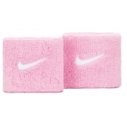 Munhequeira Nike Swoosh - Rosa