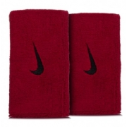 Munhequeira Nike Swoosh - Vermelho