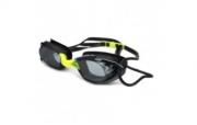 Óculos De Natação Speedo Mariner - Preto/Amarelo
