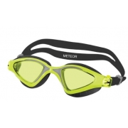 Oculos De Natação Speedo Meteor  - Preto/Amarelo