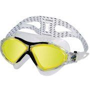 Óculos de Natacão Speedo Omega - Amarelo/Preto