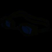 Óculos de Natacão Speedo New Shark Preto