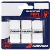Overgrip Babolat Pro Response X3 - Branco