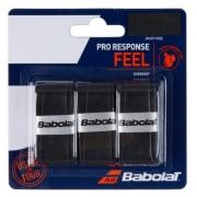 Overgrip Babolat Pro Response X3 - Preto