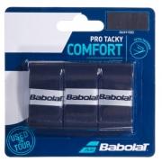 Overgrip Babolat Pro Tacky  X3 - Preto