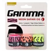 Overgrip Gamma Neon Safari X3