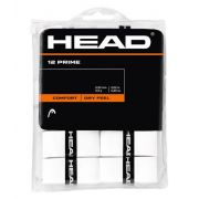 Overgrip Head  Prime x12  White - Branco