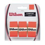Overgrip Wilson Pro Comfort - Salmão escuro