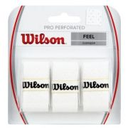 Overgrip Wilson Pro Perforated - Branco