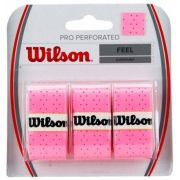 Overgrip Wilson Pro Perforated - Rosa
