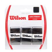 Overgrip Wilson Pro soft - Preto