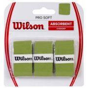 Overgrip Wilson Pro Soft - Verde