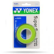 Overgrip Yonex Super Grap c/ 3 unidades - Verde