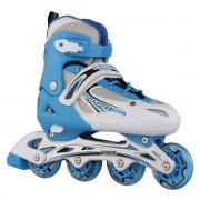 Patins  Hyper Sport Abec 7 38 ao 41- Azul/Branco