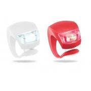 Pisca Light Dianteiro/Traseiro Silicone TYT