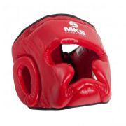 Protetor de Cabeça Mks -Vermelho