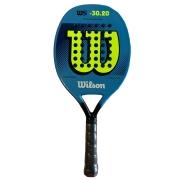 Raquete de Beach Tennis Wilson WS 30.20 Azul